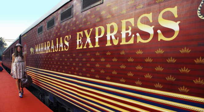 Worlds Best Luxury Train Is in India!