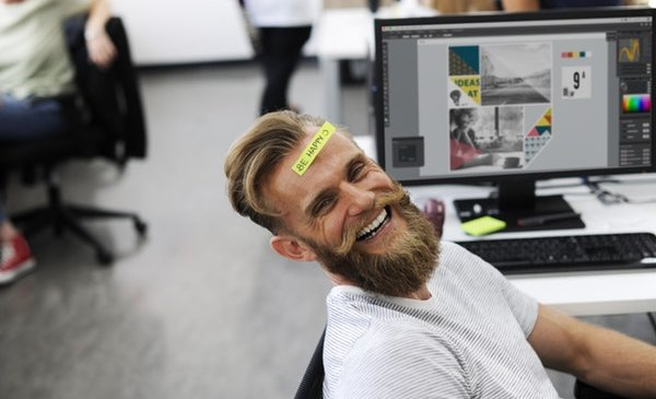 How to Be Happy at Your Work?