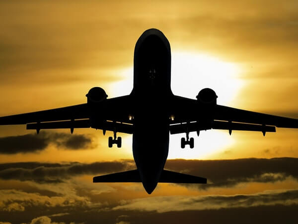 Image of Airplane flying