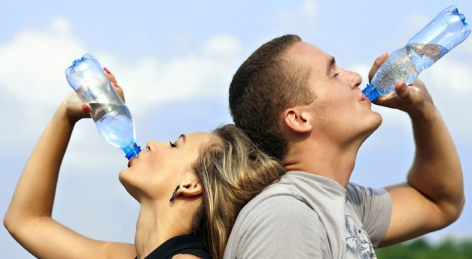 Benefits of Drinking Pure Water!