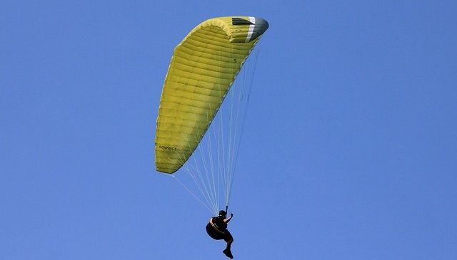 5 Best Paragliding Places in India!