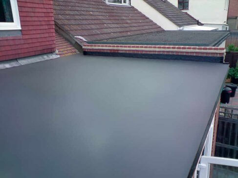 Rubber Membrane For Flat Roof