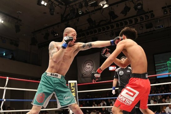 MMA in Scarborough