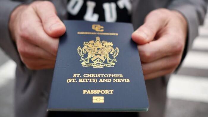 St. Kitts & Nevis Passport