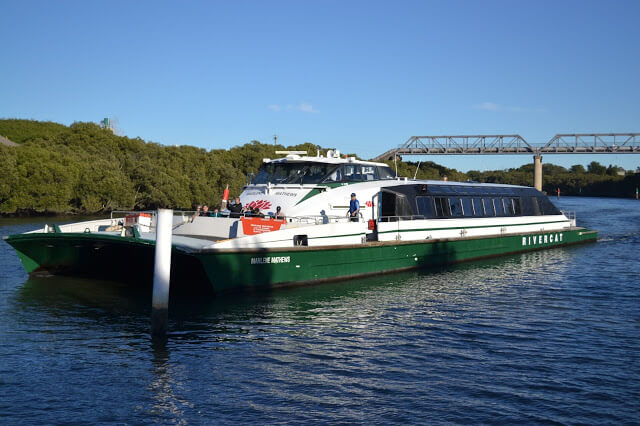 A picture of Parramatta River Cruise