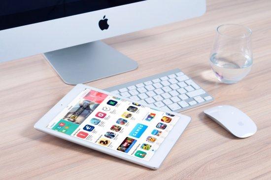 App store in Ipad