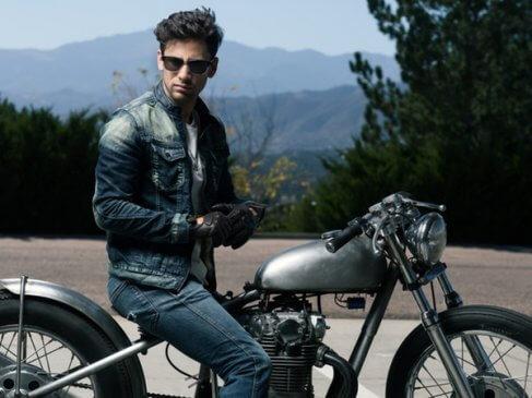action adult adventure biker