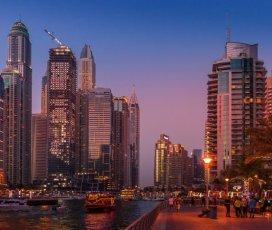 Dubai Marina Apartments – Live in a Paradise