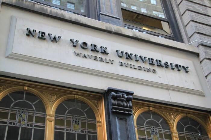 New York University Building