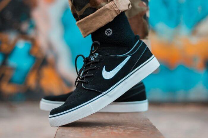 Nick sneaker