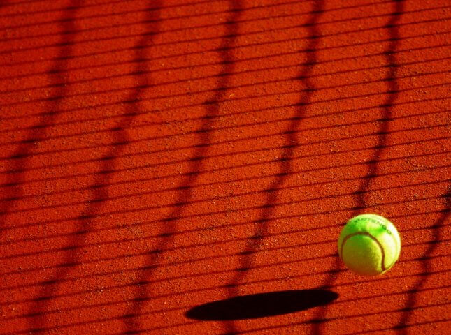 Yellow Color Tennis Ball